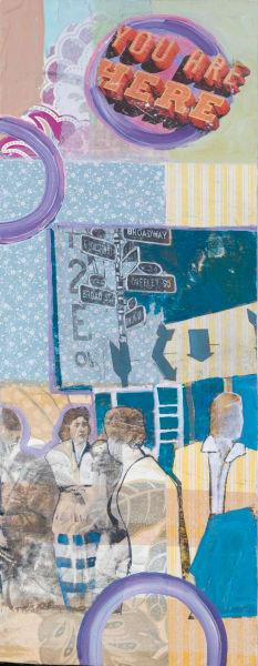Choosing Her Path Art | memoryartgirl