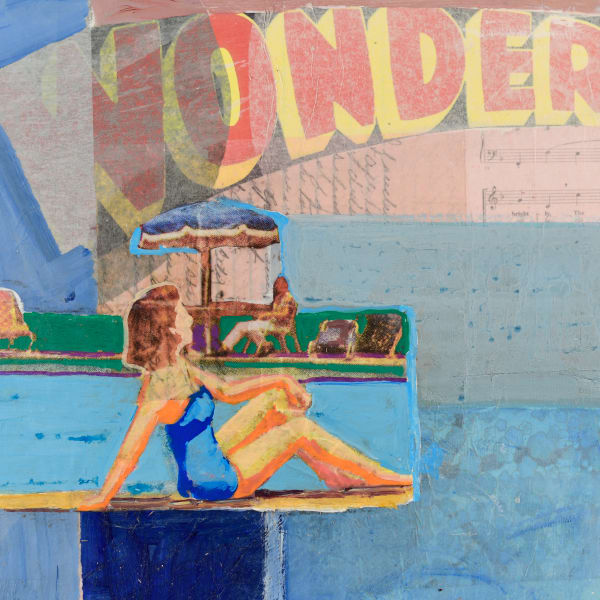 Wonder Day  Art | memoryartgirl