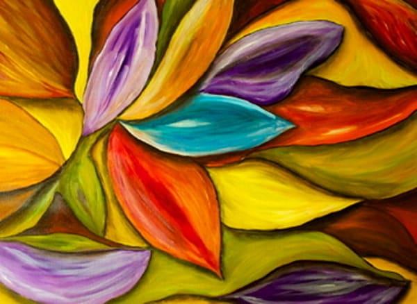 Dancing Leaves Art | Marie Art Gallery