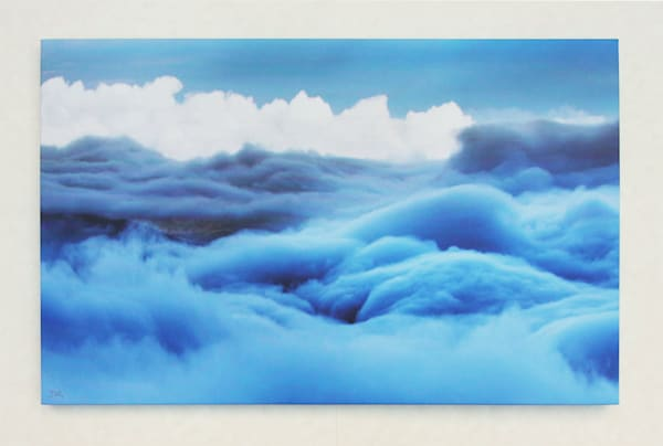 """Above the Clouds"" - Gallery Wrapped Panel"