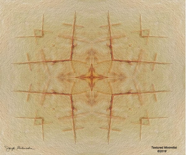 Textured Minimilist Art - The Gallery Wrap Store