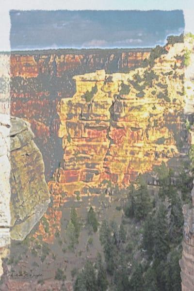 Painted Canyon Grand Canyon Arizona