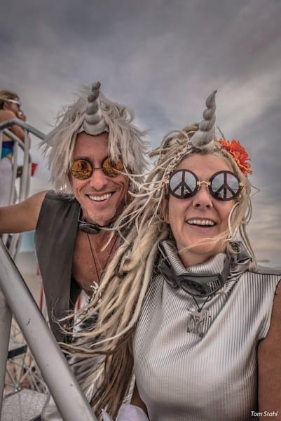 Headed To Unicorn Wedding, 2016. Photography Art | Tom Stahl Photography