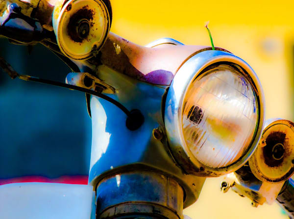 3835 Moto Watercolor Photography Art | Jasa FIne Art Gallery