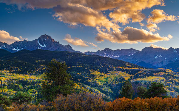 Mount Sneffels Sunset