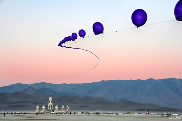 Baloons, 2011. Photography Art | Tom Stahl Photography