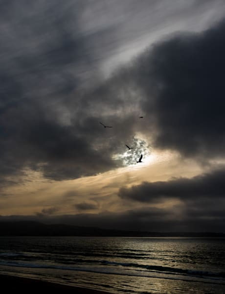 Monterey Sunset Photography Art | Dan Katz, Inc.