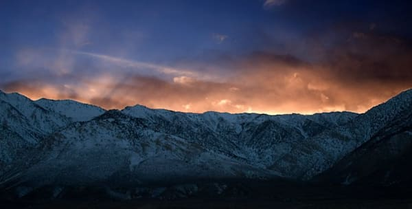 Sierra Sunset Photography Art | Dan Katz, Inc.