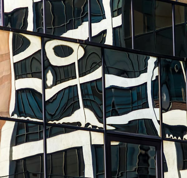 Criss Cross Reflections