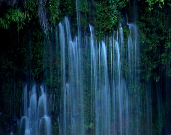 Burney Falls 2 Photography Art | Dan Katz, Inc.