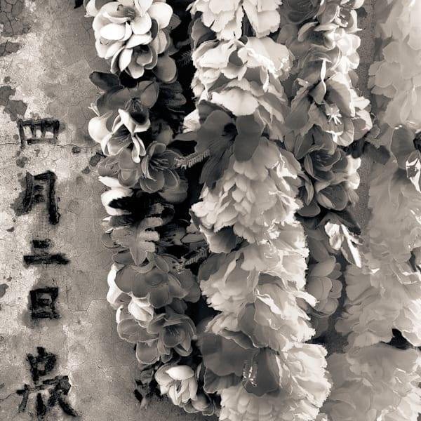 Leis Hanakaoo Cemetery Maui Photography Art | Dan Katz, Inc.