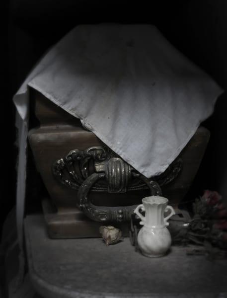 Casket and Vase