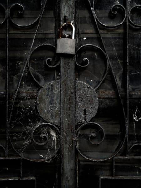 Under Lock Photography Art | Dan Katz, Inc.