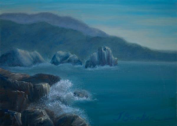 Ocean Mist Art | Janet Arline Barker Fine Art