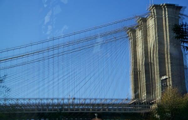 Brooklyn Bridge Photography Art | London Calling