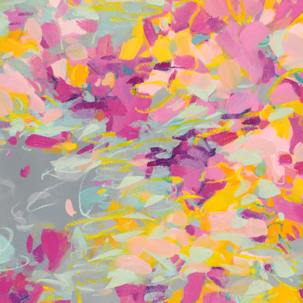Vibrant Growth Iii Art | cameronschmitz