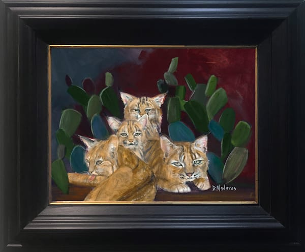 Wildcats in the Cactus Lair Show Mini
