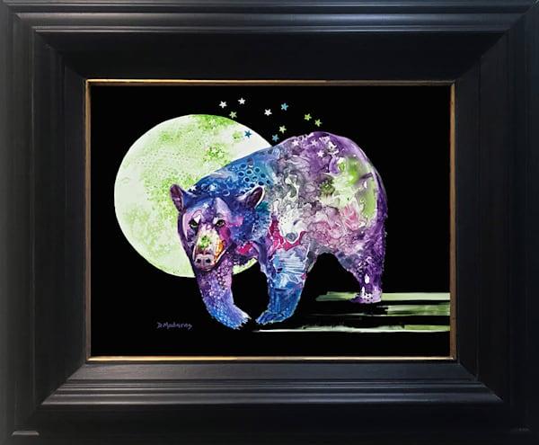 Bear Down Show Mini by Diana Madaras