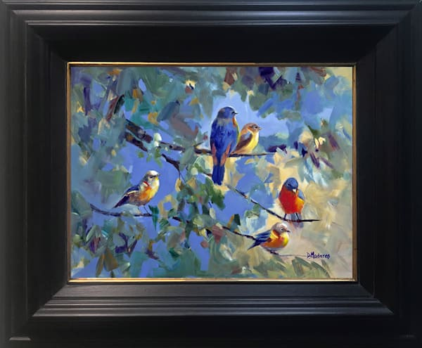 Five Birds Show Mini