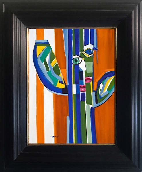 Saguaro Picasso Show Mini by Diana Madaras