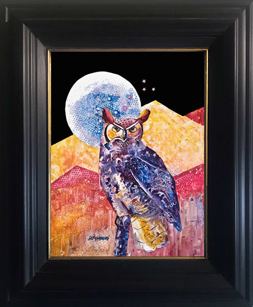 Night Owl Show Mini by Diana Madaras