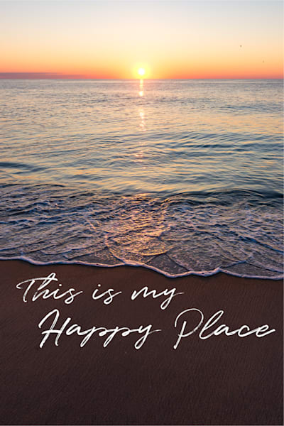 This Is My Happy Place Delaware Art | Brandon Hirt Photo