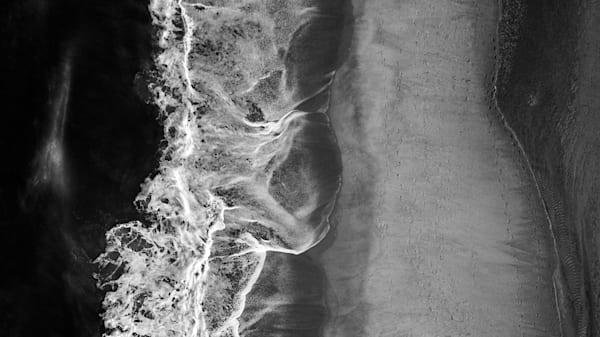 Wave Sunrise Art   Brandon Hirt Photo