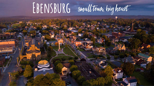 Ebensburg Small Town Big Heart Art | Brandon Hirt Photo