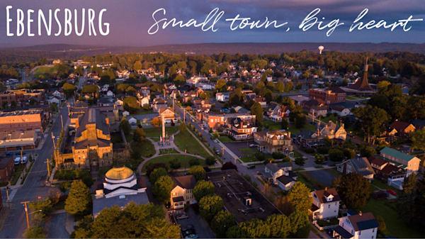 Ebensburg Small Town Big Heart 1 Art | Brandon Hirt Photo