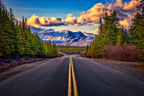 The Road to Alaska | Shop Photography by Rick Berk