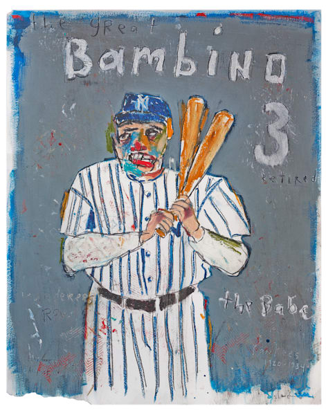 Bambino Babe Ruth