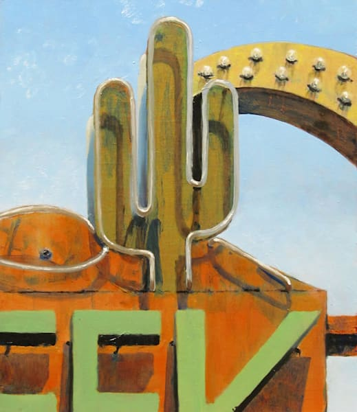 Cactus Art | Fountainhead Gallery