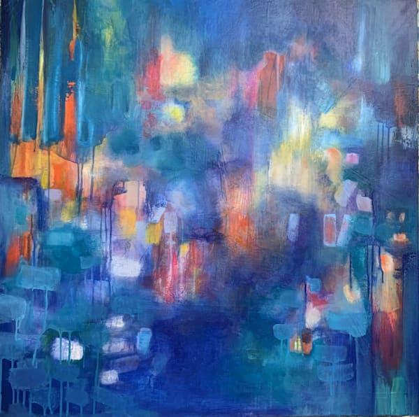 Composing Frigid and Fervid by Kristyn Watterworth   SavvyArt Market