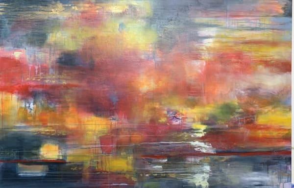 Searching for the City by Kristyn Watterworth   SavvyArt Market