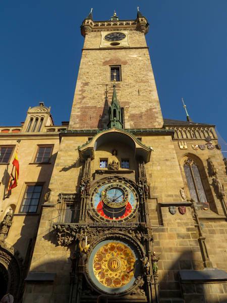 Astronomical Clock, Prague, Czechia