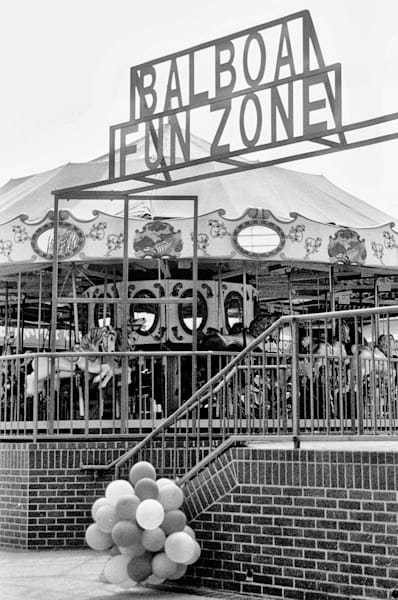 Balboa Fun Zone Photography Art | Rosanne Nitti Fine Arts