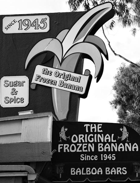 The Original Frozen Banana Photography Art | Rosanne Nitti Fine Arts