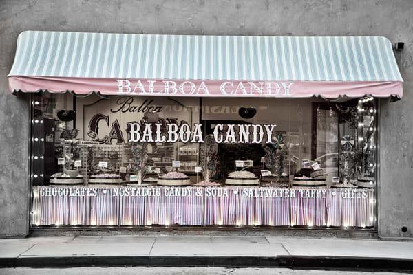 Balboa Candy Photography Art | Rosanne Nitti Fine Arts
