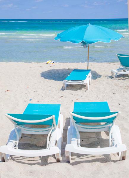 Miami Chairs Photography Art | Rosanne Nitti Fine Arts