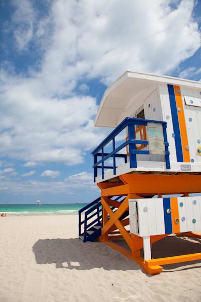 Miami Lifeguard Photography Art | Rosanne Nitti Fine Arts