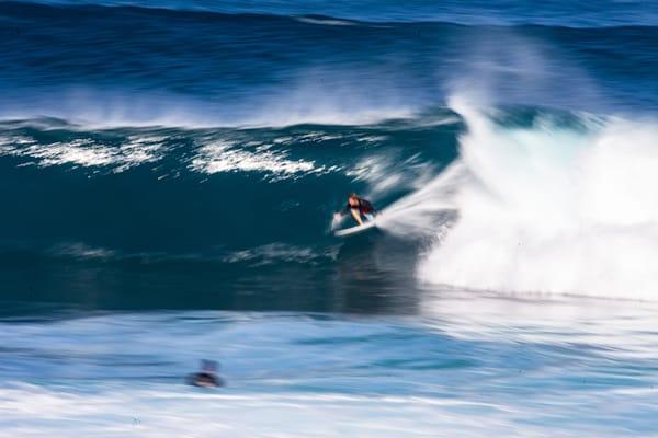 Surfing, backdoor, oahu, Hawaii