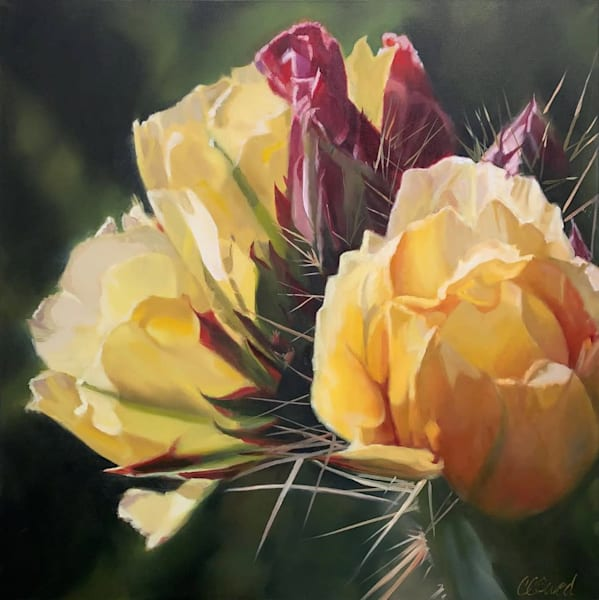 Guest Artist Paintings | John Nieto | Art Gallery Tucson