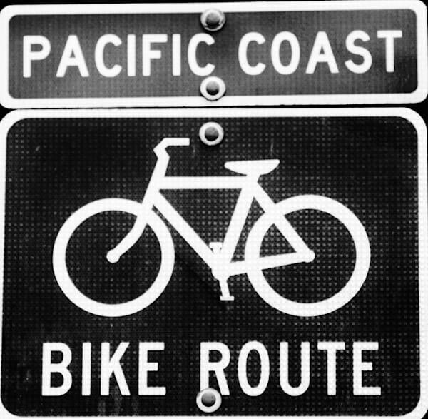 Bike Route Photography Art | Rosanne Nitti Fine Arts