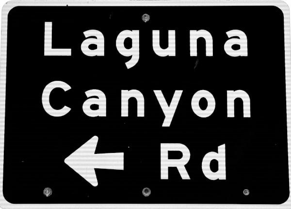 Laguna Canyon Road Photography Art | Rosanne Nitti Fine Arts