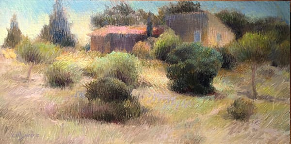 Memories Of Provence Art | Fountainhead Gallery