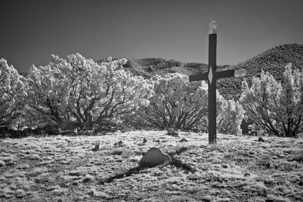 Cross at San Francisco de Asis