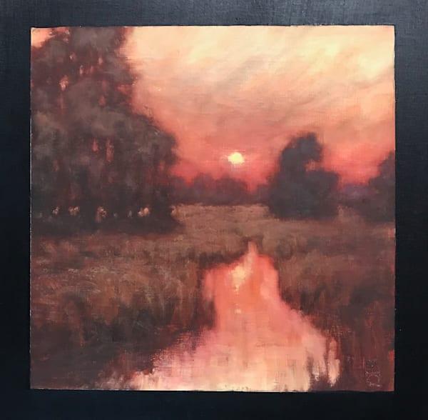 Sold   Wetland Series 2019 #5  Art   Michael Orwick Arts LLC