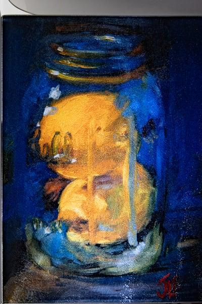 Cutting Board Large Lemons | Jamie Lightfoot, Artist