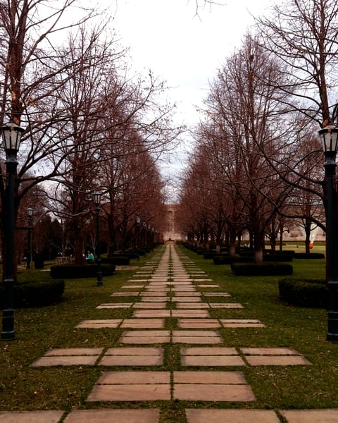 nelson atkins museum, kansas City, gardens