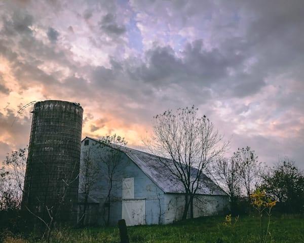 Kansas Mornings.  Photography Art | John Knell: Art. Photo. Design